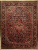 Keschan Kork fein, Persien, um 1940, Korkwolle, ca. 356
