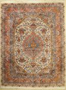 Kaschmar alt,   Persien, ca. 50 Jahre, Wolle auf
