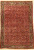 Bidjar fein,   Persien, ca. 60 Jahre, Korkwolle, ca. 165 x