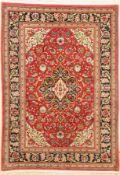 Ghom Kork,   Persien, ca. 50 Jahre, Korkwolle, ca. 193 x