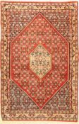 Bidjar fein,   Persien, ca. 50 Jahre, Korkwolle, ca. 180 x