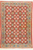Waramin alt,   Persien, ca. 50 Jahre, Wolle auf Baumwolle,