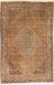 Bidjar Kork fein,   Persien, ca. 40 Jahre, Korkwolle, ca.