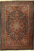 Bidjar antik,   Persien, um 1910/1920, Wolle auf