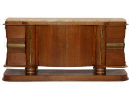 Sideboard, Frankreich, um 1954,  ArtDéco, Möbelstück aus