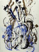 Arman /Armand Fernandez),  Violon, num. 7/150,