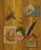 J. Martorell, wohl spanischer Künstler, Mitte 20. Jh.,