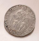 Silbermünze, 1 Taler, Salzburg,   Wolf Dietrich von