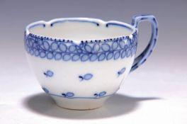 Kaffeetasse Entwurf Richard Riemerschmid, Meissen, Entwurf