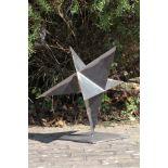 Skulptur, Andreas Helmling, Eisen/Metall, Nachbildung