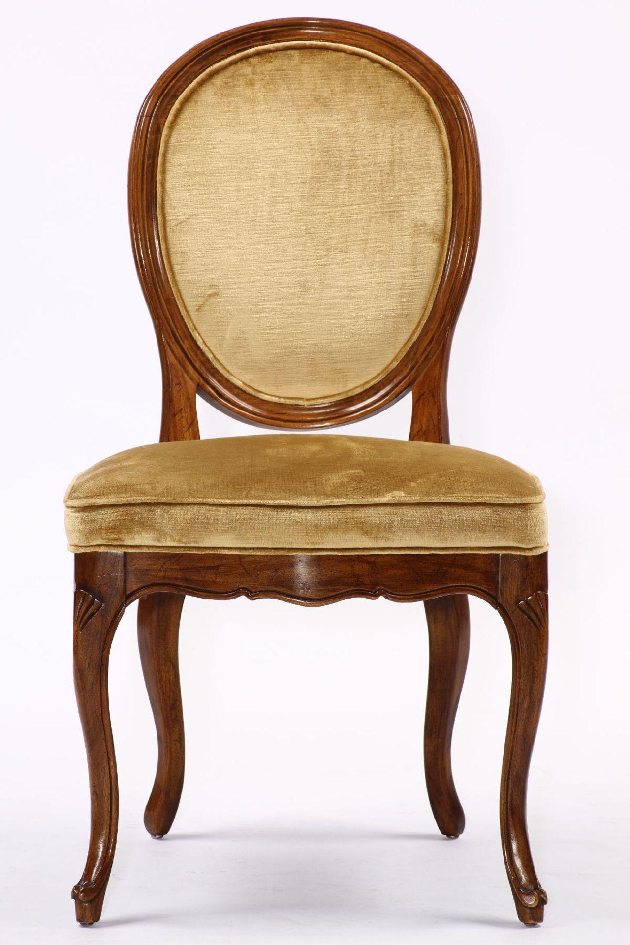 Damenschreibtisch mit Stuhl, 'Davis Cabinet Company', - Image 5 of 6