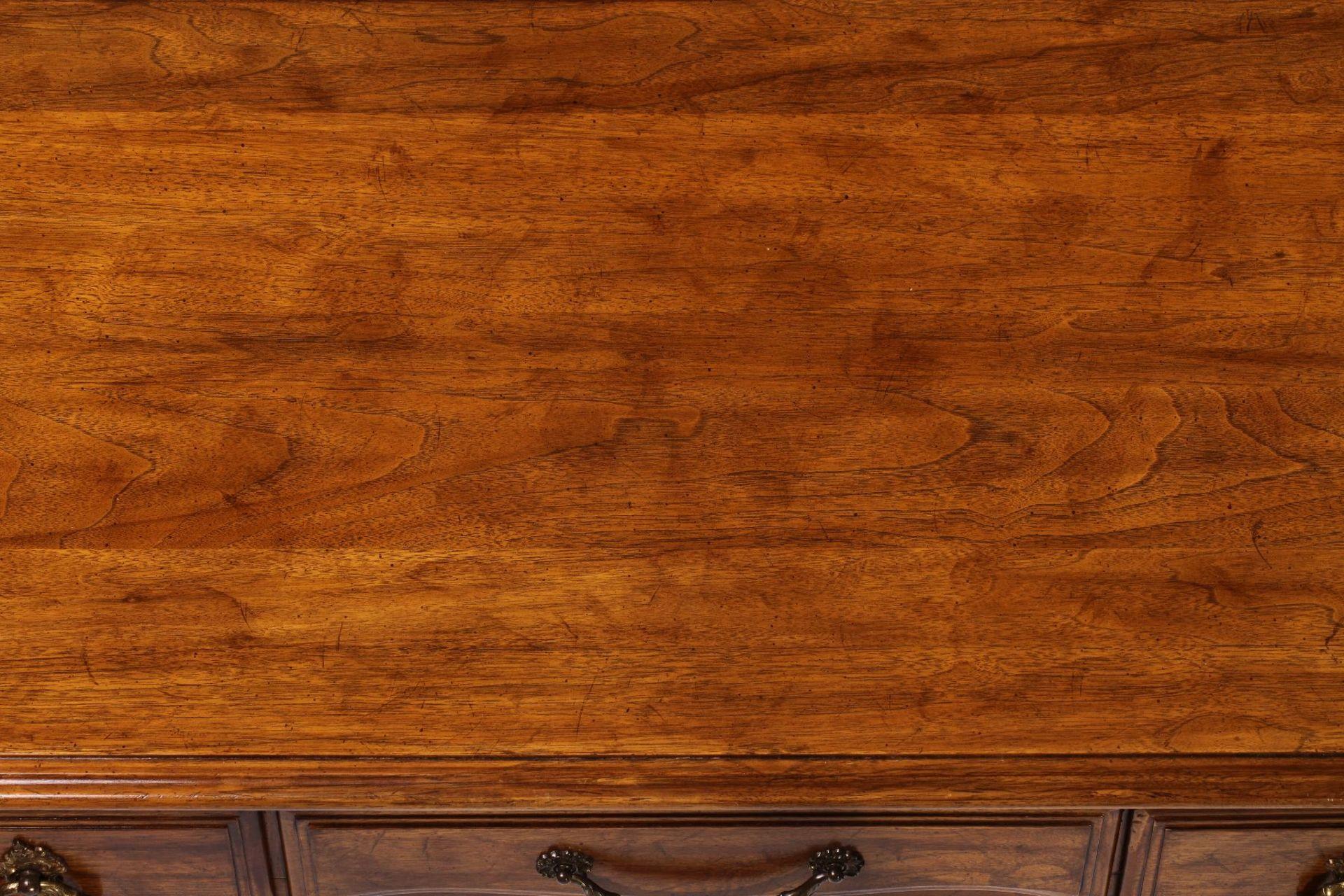 Damenschreibtisch mit Stuhl, 'Davis Cabinet Company', - Image 2 of 6