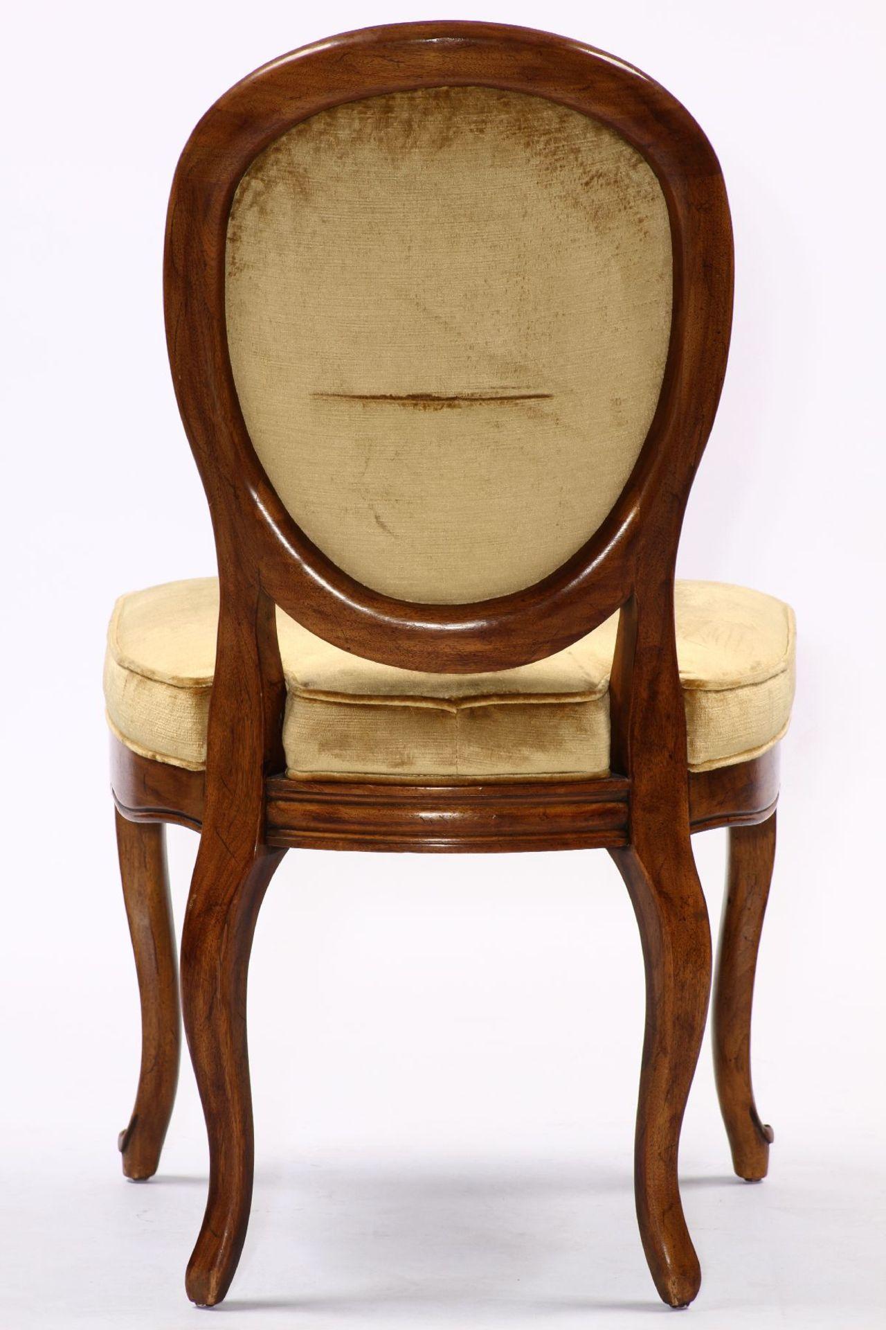 Damenschreibtisch mit Stuhl, 'Davis Cabinet Company', - Image 6 of 6