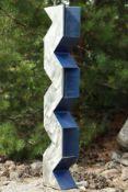 Skulptur Andreas Helmling,  Eisen/Metall, Abstrakte
