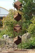 Skulptur Andreas Helmling,  Eisen/Metall, verschiedenen