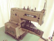 Brother Mod. CB3-B9171 Button Sewing Machine
