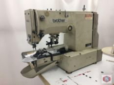 Brother Button Sewing Machine (NEEDS REPAIR)