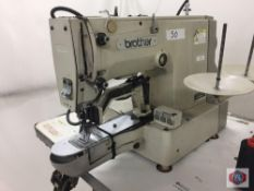Brother Mod. LK3-B430E-2 Bar Tacker