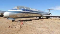 1991 MD 83 Air Frame Tail # N590AA