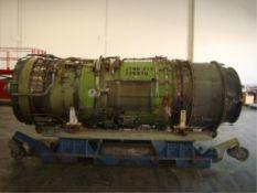 P & W JT8D-219 Jet Engine ESN# 725876