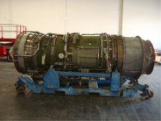 P & W JT8D-219 Jet Engine ESN# 709823