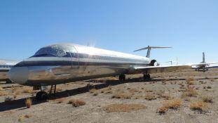 1989 MD 82 Air Frame Tail # N505AA