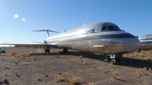 1986 MD 82 Air Frame Tail # N70425