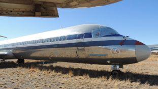 1987 MD 83 Air Frame Tail # N565AA