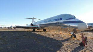 1990 MD 82 Air Frame Tail # N513AA