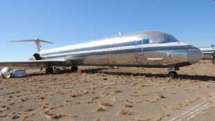1986 MD 82 Air Frame Tail # N426AA