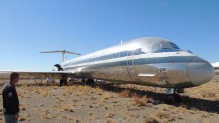 1990 MD 82 Air Frame Tail # N7528A