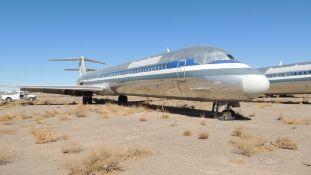 1989 MD 82 Air Frame Tail # N496AA