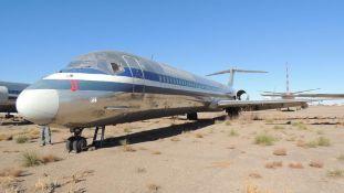 1989 MD 82 Air Frame Tail # N489AA