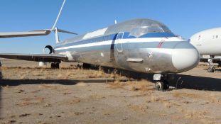 1987 MD 82 Air Frame Tail # N955U