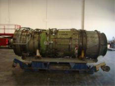 P & W JT8D-219 Jet Engine ESN# 725606