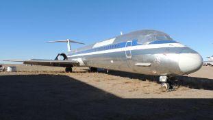 1991 MD 82 Air Frame Tail # N7548A