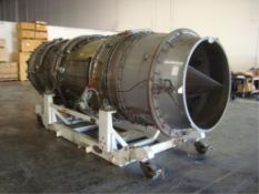 P & W JT8D-219 Jet Engine ESN# 725858