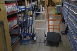 Sack Trolleys
