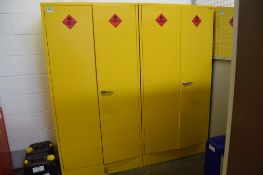Flammables Cabinets
