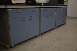 Laboratory Storage Units
