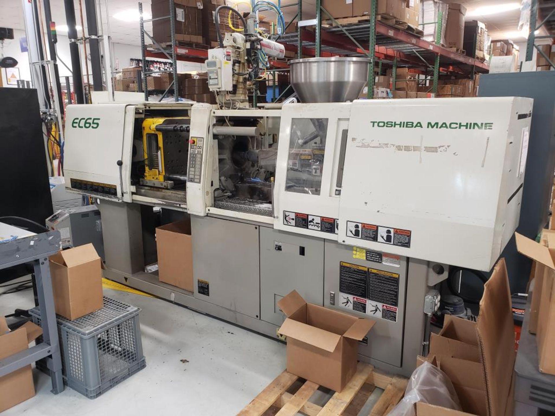 Injection Molding Machine - Image 3 of 7