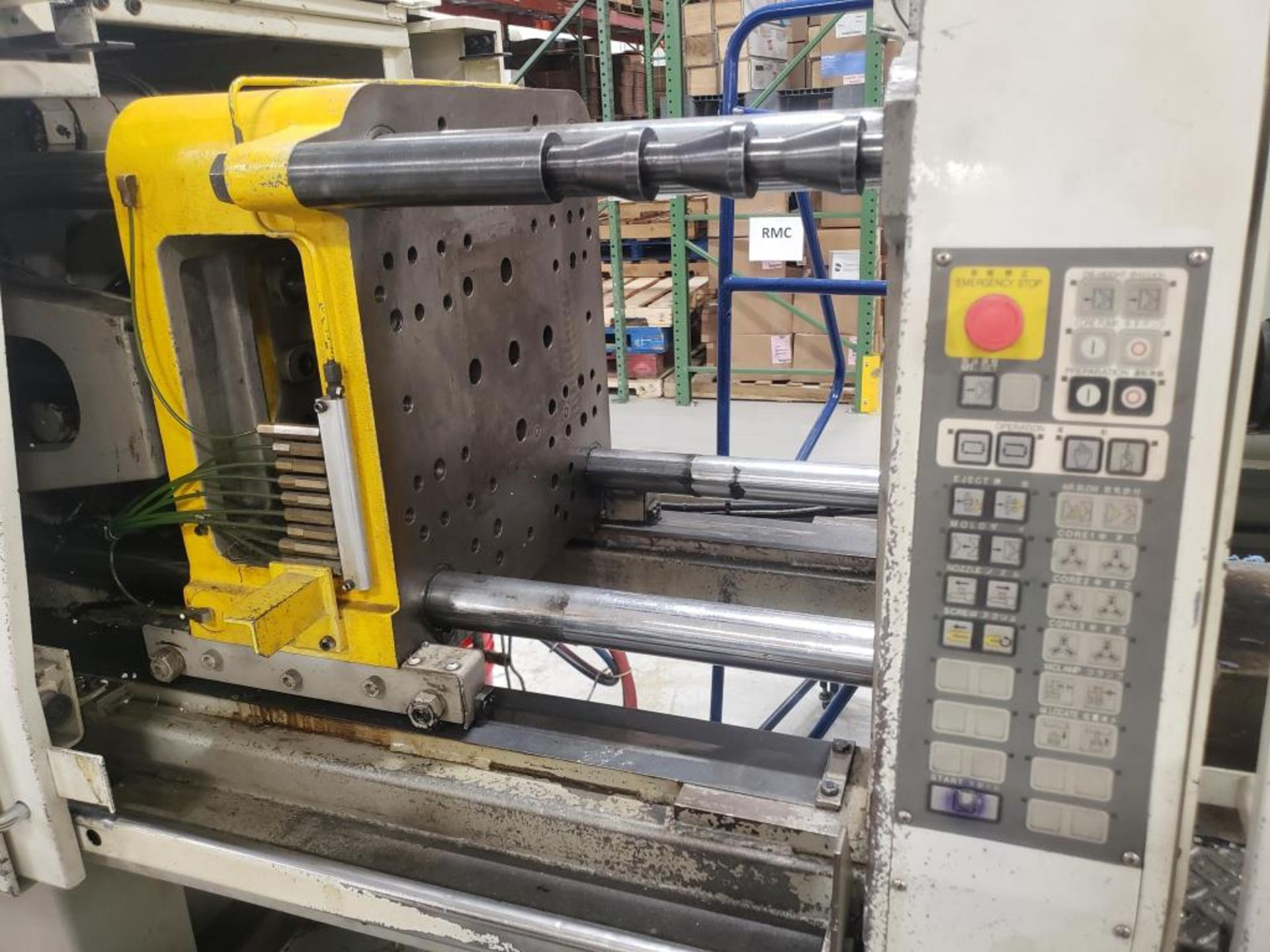 Injection Molding Machine - Image 5 of 7