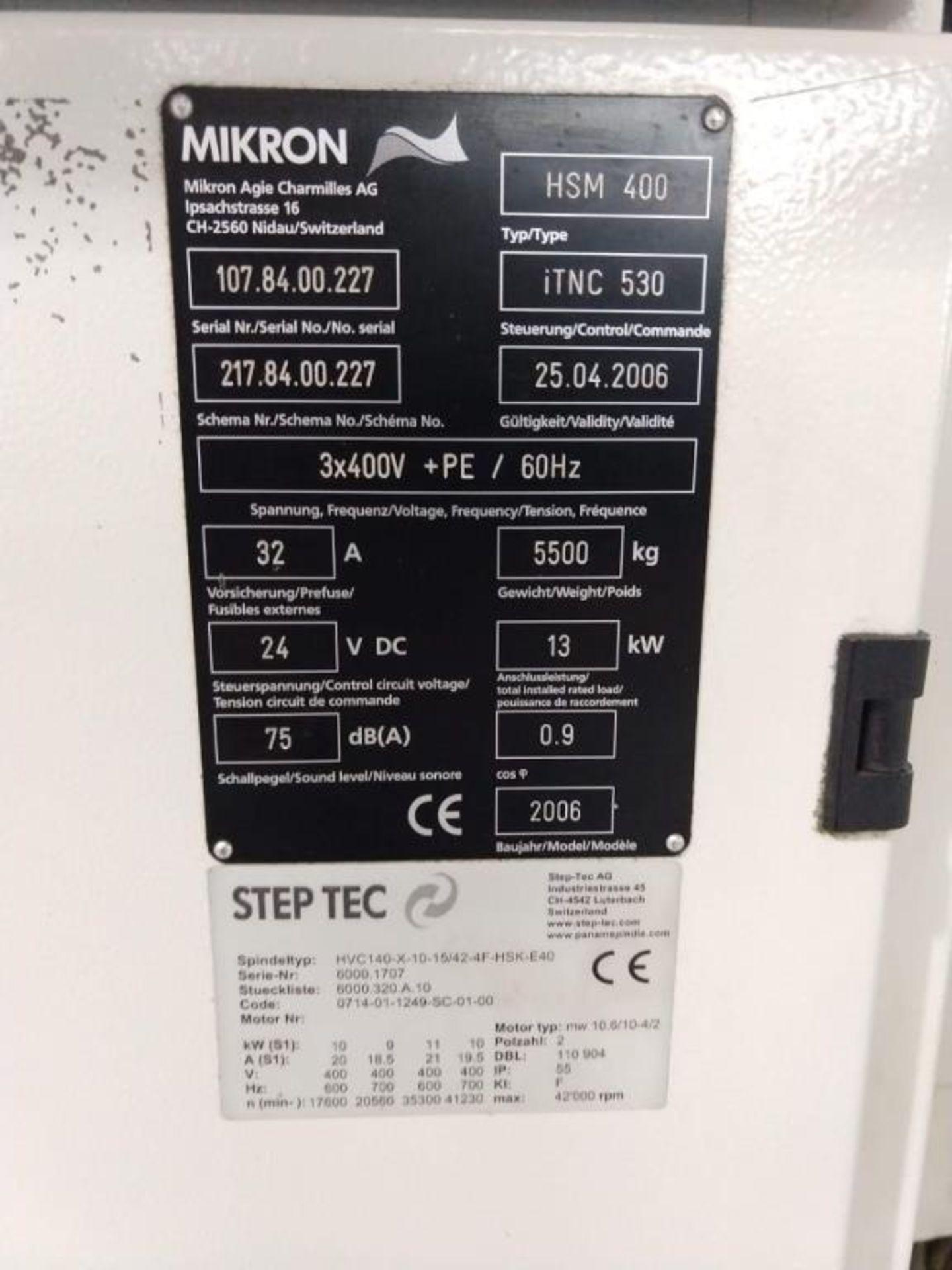 CNC Machine - Image 6 of 6