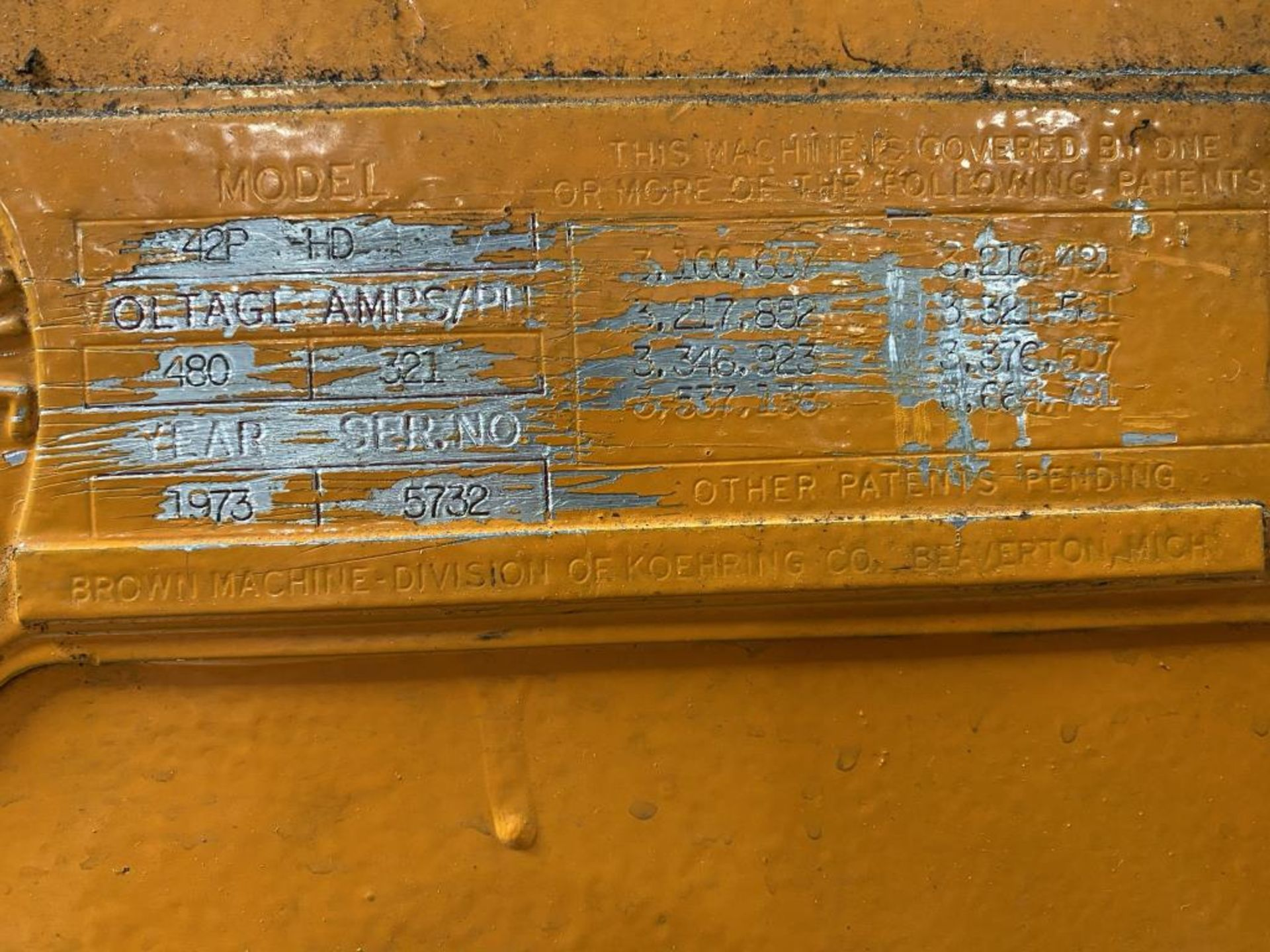 Rebuilt Thin Gauge Thermoformer - Image 22 of 22