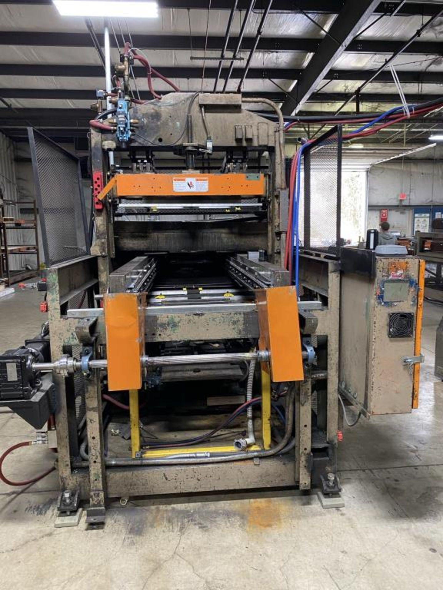 Rebuilt Thin Gauge Thermoformer - Image 3 of 26