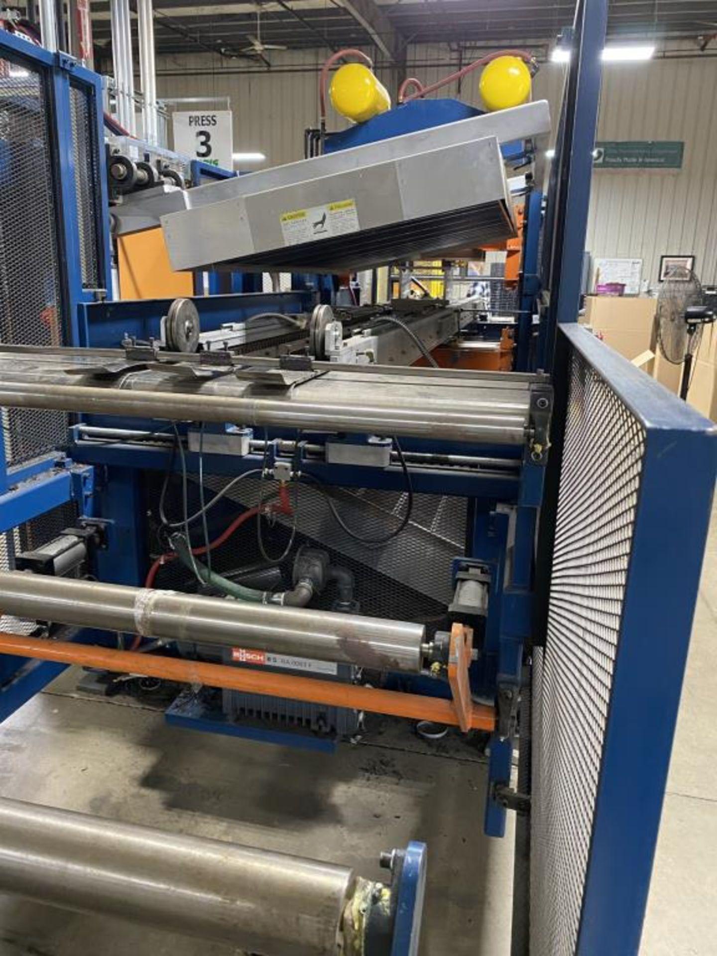 Rebuilt Thin Gauge Thermoformer - Image 11 of 18