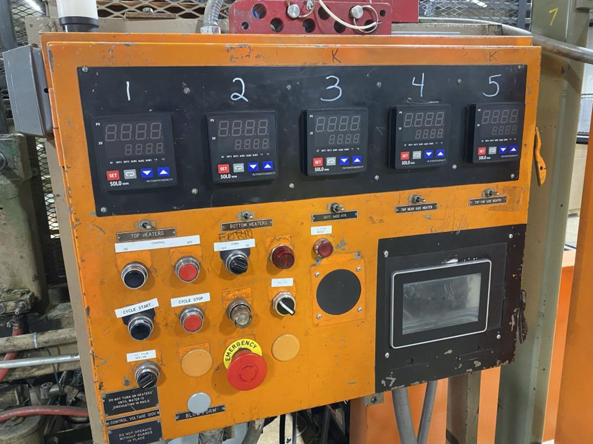 Rebuilt Thin Gauge Thermoformer - Image 14 of 22
