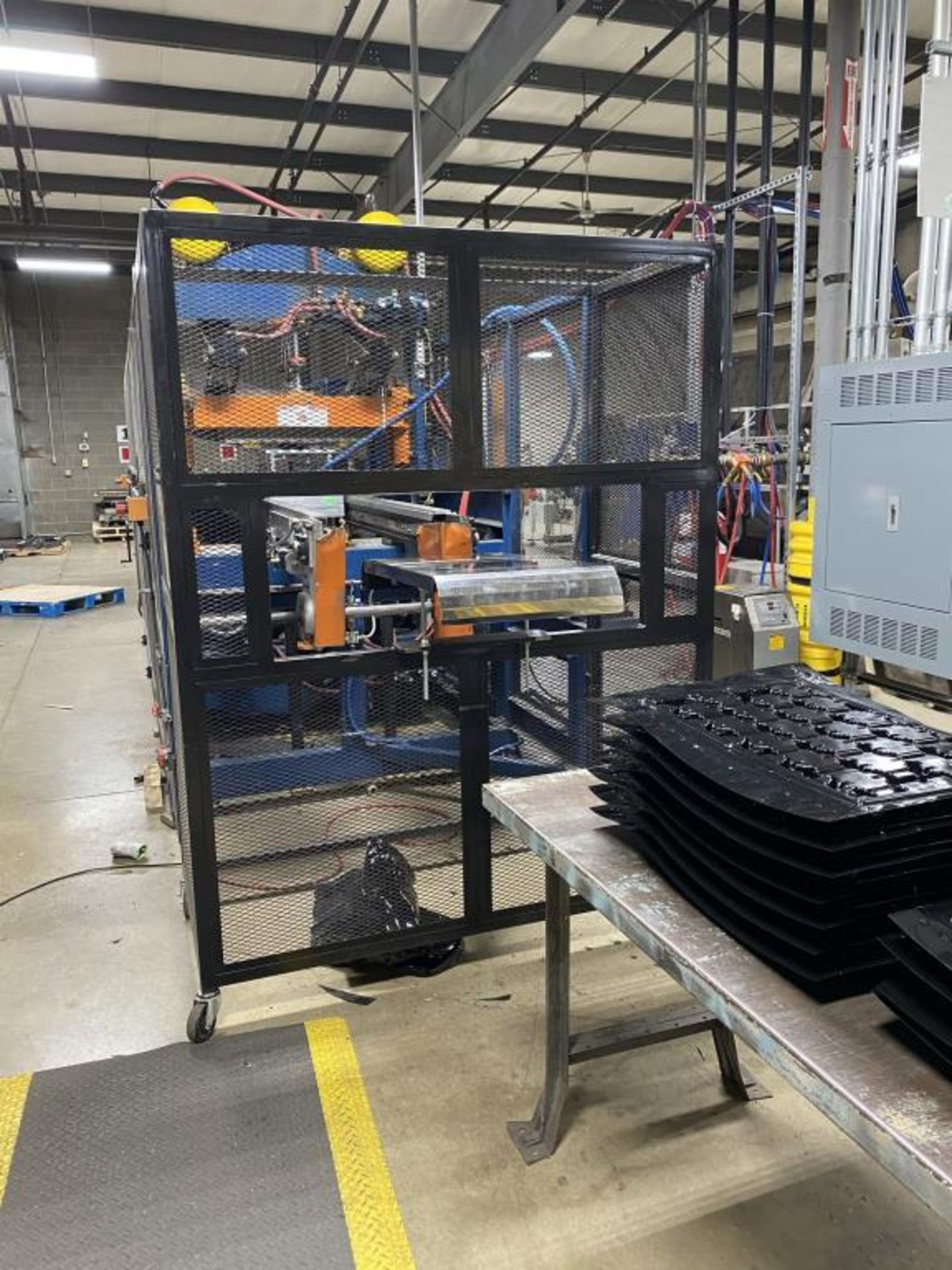 Rebuilt Thin Gauge Thermoformer - Image 2 of 18