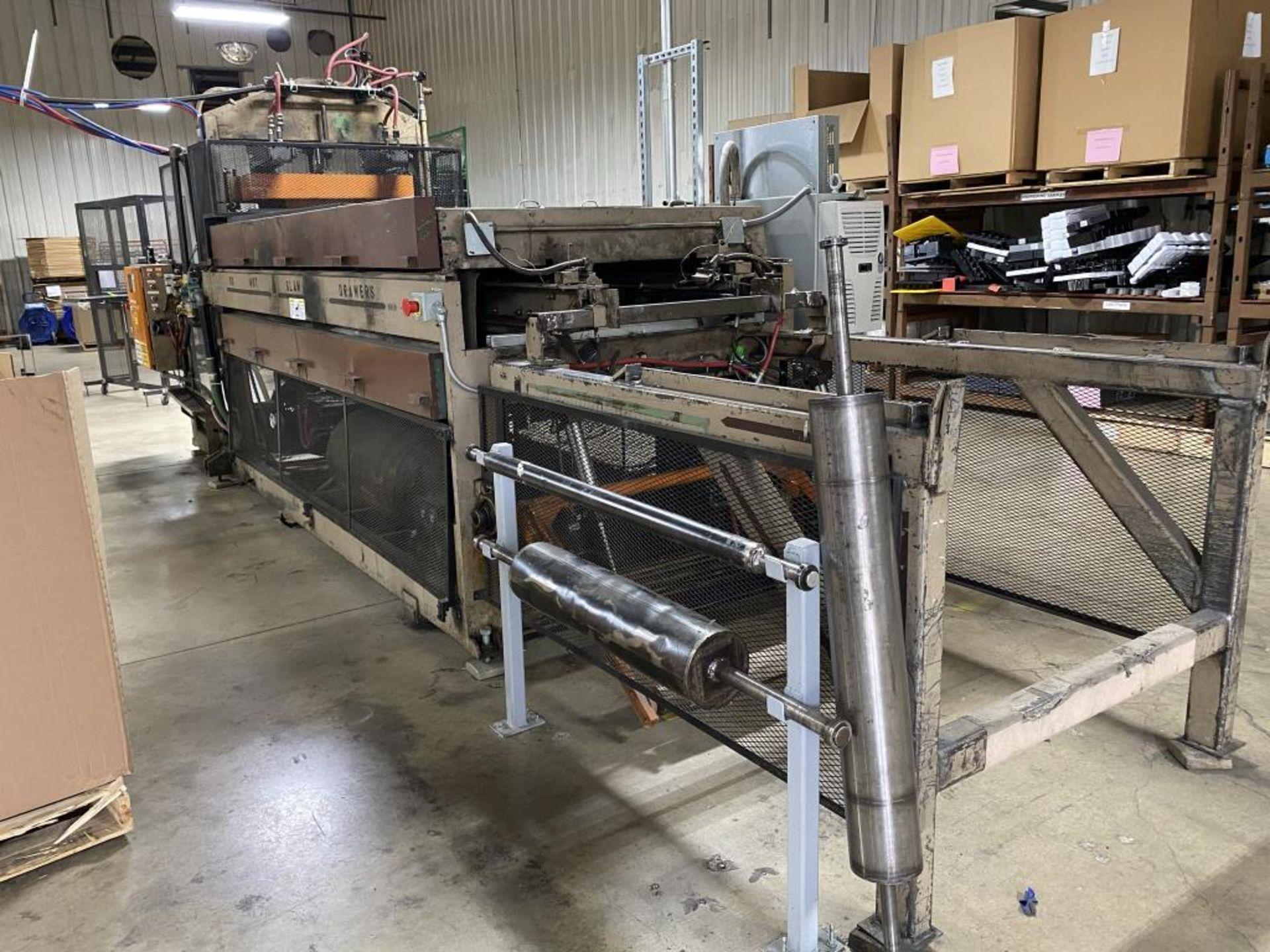 Rebuilt Thin Gauge Thermoformer - Image 6 of 26