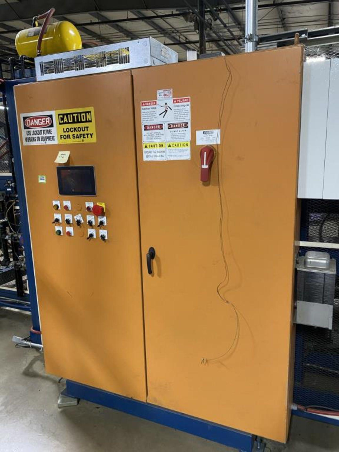 Rebuilt Thin Gauge Thermoformer - Image 15 of 18
